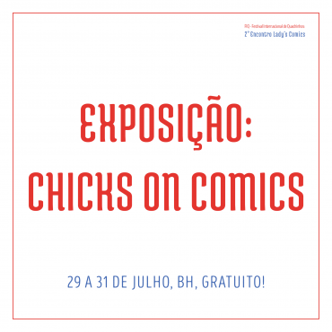 CHICKS ON COMICS!