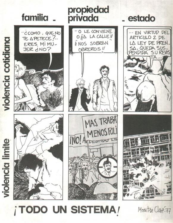 Colaboración en el especial Solidaridad con El Papus (1977