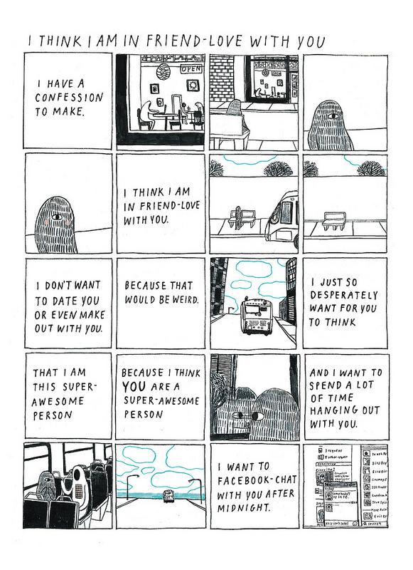 Página do quadrinho