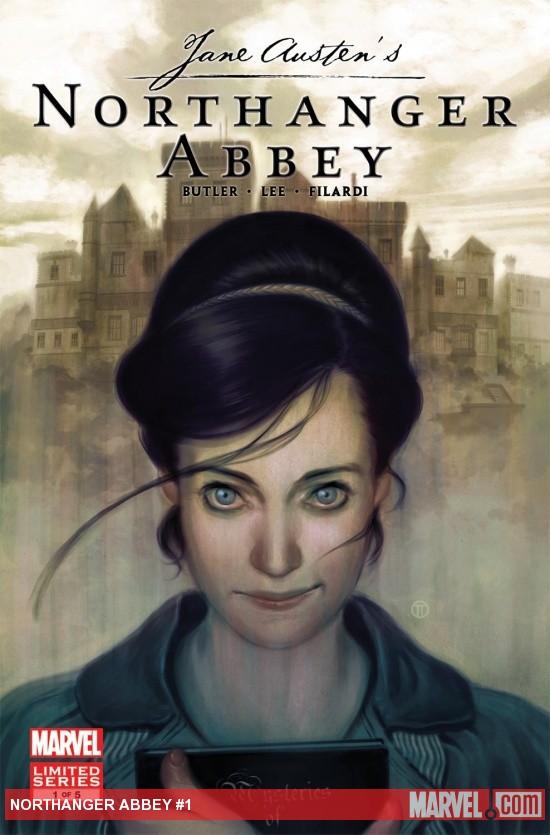 Uma das capas das obras adaptadas pela Marvel. Fonte: Amazon.