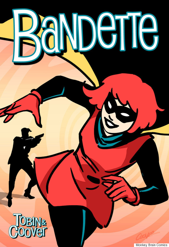 Bandette_issue_1.indd