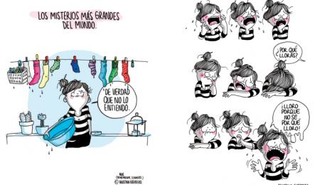 Reprodução do blog da Agustina Guerrero (http://guerreroagustina.blogspot.com.br/)