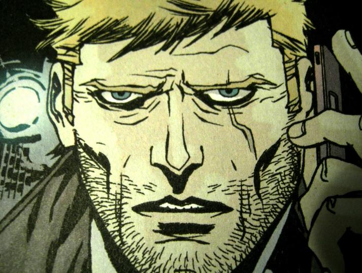 E o bicho fica bonito quando é desenhando pelo  Giuseppe Camuncoli, né?