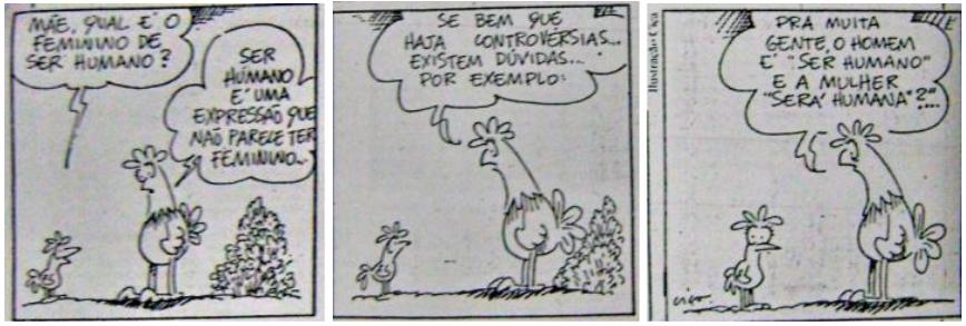 Fonte: CIÇA. Mulherio, Brasil, Junho-Julho de 1981. Edição 2, p. 12.